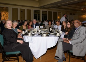 Seeno table at gala